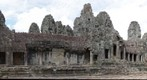 Bayon temple, Angkor Thom, Cambodia
