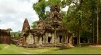 Temple at Angkor Thom, Cambodia