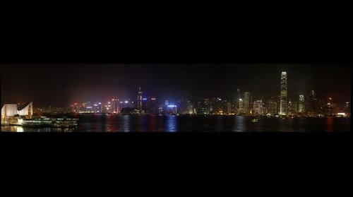 Hong Kong Night Scene (30th May 2011)
