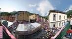 the other faces of Giro d&#39;Italia (arrivo di tappa: San Pellegrino Terme 26-05-2011)