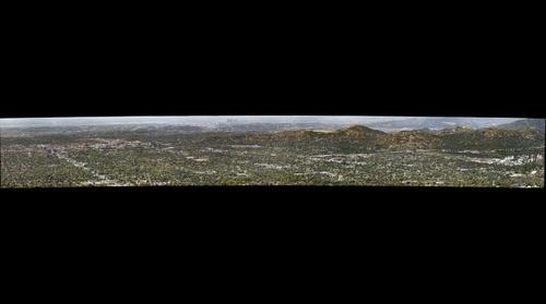 Foothills of Los Angeles
