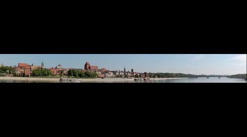 Panorama Torun