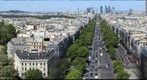 Paris, from the top of L&#39;arc de Triomphe | by Karim Saad