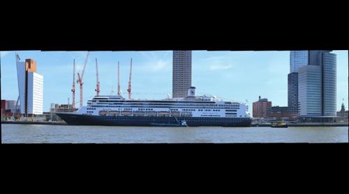 MS Rotterdam in Rotterdam