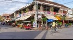View of Pub Street, Siem Reap, Cambodia, Thursday, 2nd June 2011.