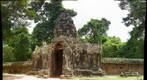 Gate at Banteay Kdei, Cambodia.