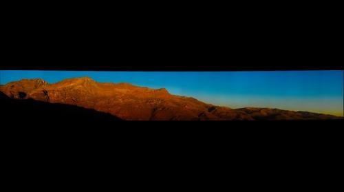 Vista Cordillera de Los Andes, Santiago de Chile