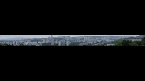 Panorama Bratislava, Karlova Ves