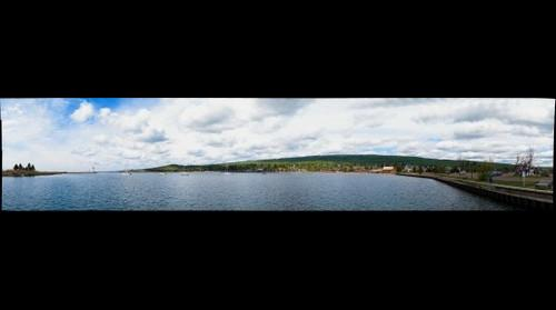 Grand Marais on Memorial Day weekend