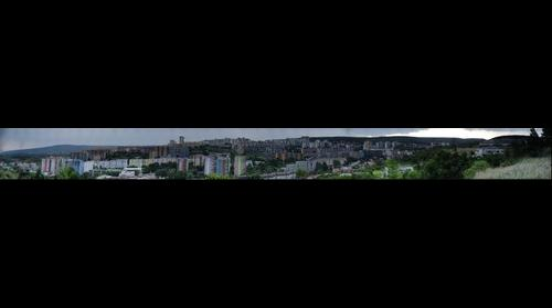 Panorama Karlova Ves
