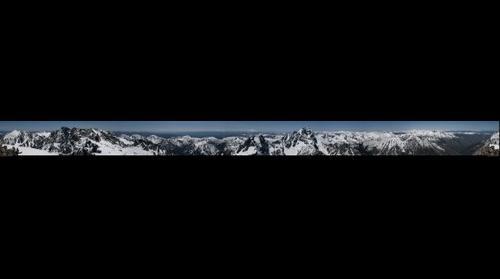 Colchuck Peak, WA