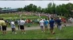Memorial Tourament 15th Hole Sunday around Noon