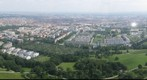 Munich&#39;s Olympia Park 360 degree view