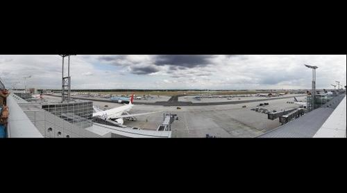 Besucherterrasse Flughafen Frankfurt a.M. (FRA)
