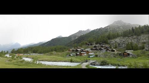 Glaciar Alestch (Lotschental)