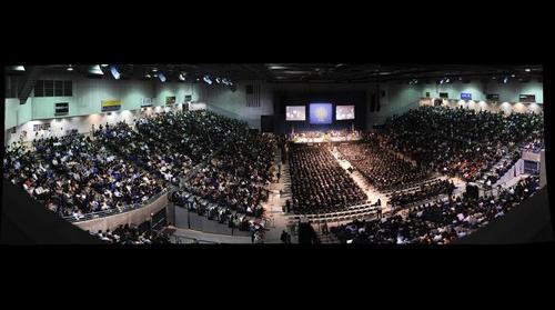 UCI Graduation - 6/10/2011