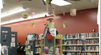 Deer Run Library Display