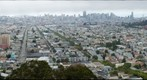 San Francisco from Bernal Hill