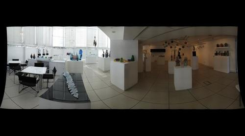 Applied Art & Design Degree show at KUBE Gallery, Poole