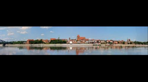 Torun Summer Panorama