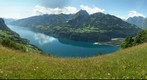 Walensee seen from Amden
