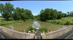 Big Creek from Gustad Drive Bridge, Hays, Kansas