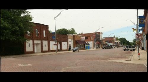 Main Street Oakland Nebraska