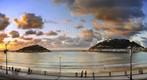 ATARDECER EN DONOSTIA - SAN SEBASTIAN
