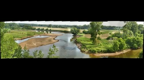 Thames River - near Delaware Ontario