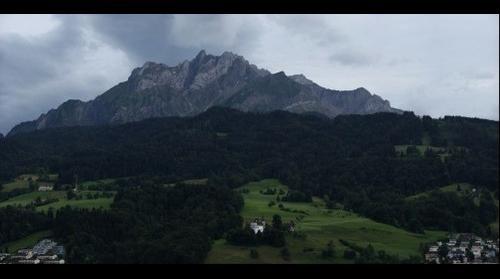 Pilatus (mountain), Lucerne