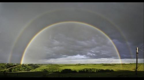 D-d-d-double rainbow