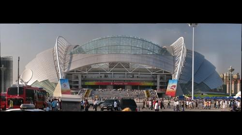 Shenyang Olympic Stadium, China