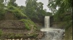 Minnehaha Falls After a Heavy Rain