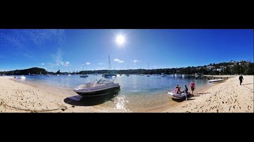 Clontarf Beach, Clontarf, NSW, AU