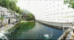 Biosphere 2 | Ocean Biome I, Gigapan. 2011