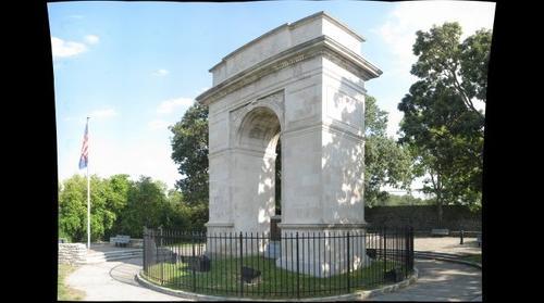 Rosedale Arch II