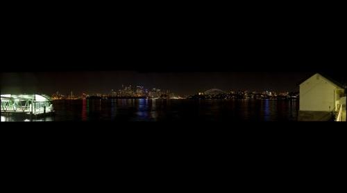 Sydney Skyline from Cremorne Point