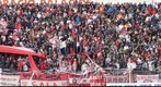 La Hinchada de Los Andes frente a Central Cordoba