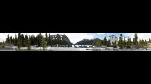 Lake Louise AB, Canada