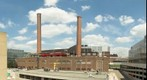 U of M power plant, Ann Arbor Michigan