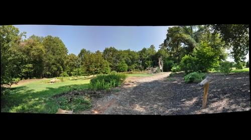 Cherokee Worldview Garden trial gigapan