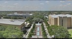 University of North Texas Library Mall