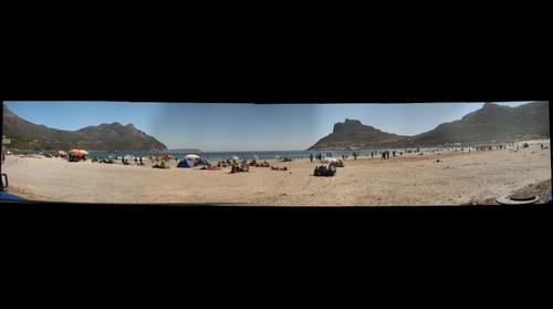 HOUTBAY BEACH CAPE TOWN