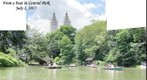 Central park fom a Boat