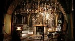 Chapel of Golgotha, Church of the Holy Sepulchre, Jerusalem, Israel