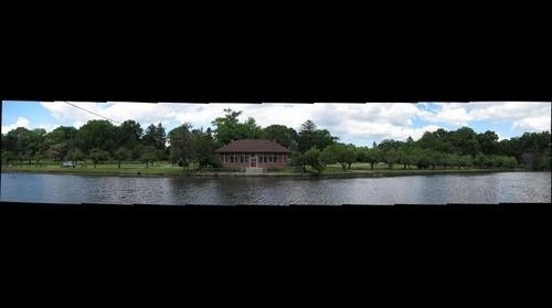 Passaic Park Boat House