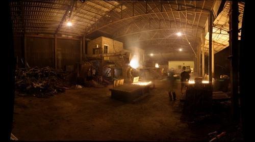 Vietnam - casting steel billets