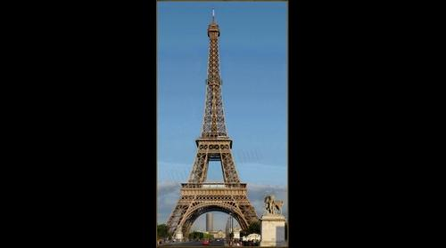 Eiffeltower Paris france