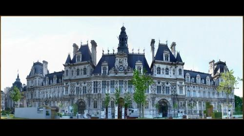 City Hall,Paris,France.
