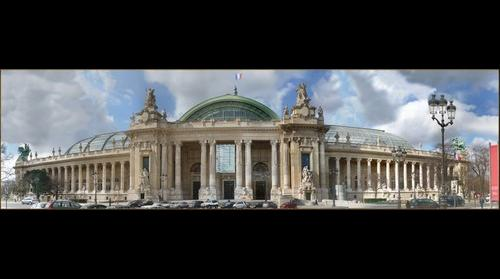 F/ Paris.Grand Palais from Dvd-Rom 9 giga